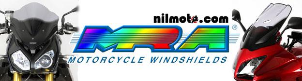 Parabrisas moto MRA
