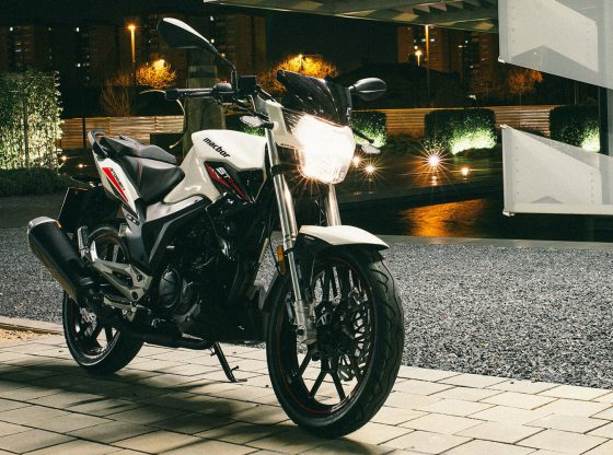 Moto Macborn Stormer