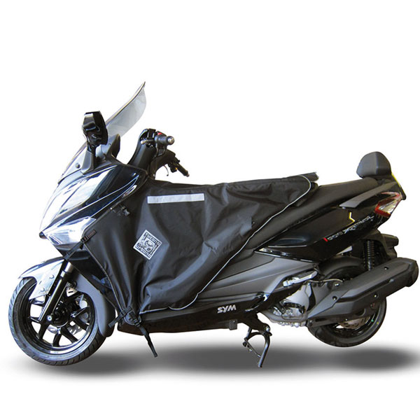 Cubre piernas moto scooter