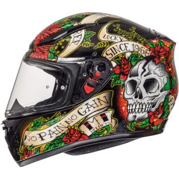 Casco integral barato