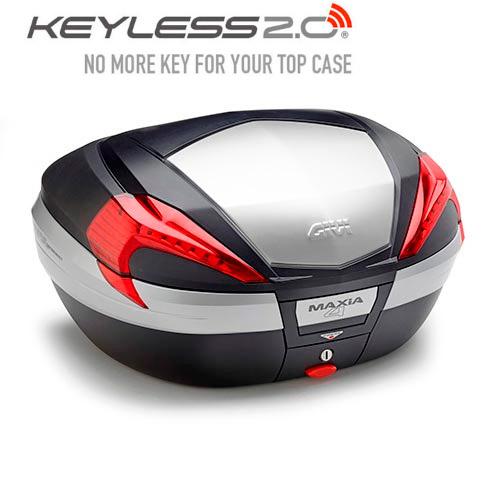 Baul Givi con Keyless 2.0